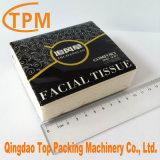 Máquina de embalagem automática cheia do papel do guardanapo