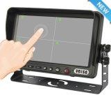 7 duim/9 van de Omgekeerde Duim Uitrustingen van de Camera plus Monitors voor de Veiligheid van rv