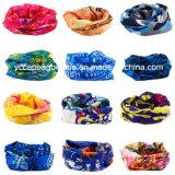 Form-Förderung-hohes Ausdehnungs-Gefäß multi Headwear nahtloser Bandana