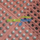De met elkaar verbindende RubberMat van de Weerstand van de Olie, de RubberMat van Kintchen van de Drainage, het Antibacteriële Matwerk van de Vloer/de Waterdichte RubberVloer van de Badkamers
