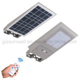 Heiße integrierte LED Solarstraßenlaterne des Verkaufs-konkurrenzfähigen Preis-
