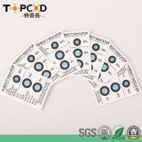 3 Punkt-Kobalt freie Hic Feuchtigkeitsanzeiger-Karte