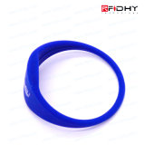 Modifica del braccialetto del silicone di prezzi competitivi RFID per il concerto