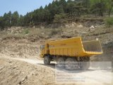Lgmg 채광 트럭 팁 주는 사람 트럭 덤프 트럭 Mt88 90t