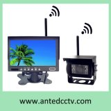 2.4gz ReserveSysteem van de Mening van de Auto van Herz het Draadloze Achter met Camera en Monitor