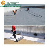 Vlak Materiaal 2mm Versterkt van het Dak Waterdicht Membraan Tpo met uv-Weerstand