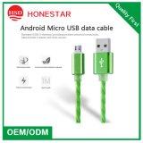 Ursprüngliches materielles Mikro USB-Kabel, Daten-Kabel für Handy