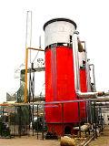 Vertical de alta eficiencia del calentador de fluido térmico