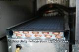 Réfrigérateur d'Undercounter d'établi d'acier inoxydable avec les portes solides