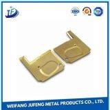 Изготовление металлического листа нержавеющей стали OEM штемпелюя части с подгонянным обслуживанием
