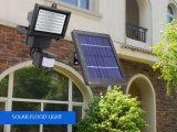 Lampada chiara esterna solare della parete LED di alta luminosità