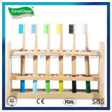 Eco Soft Kid /Enfant/Adulte brosse à dents de bambou, brosse à dents organique