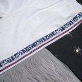 Vestito T-Shir del manicotto del ragazzo di modo breve superiore