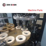El diseño inteligente, individuales y dobles de ultrasonidos PE Máquina vasos de papel