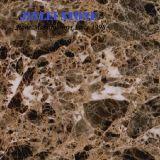 Natuurlijk Donker Emperador Bruin Marmer voor Plakken/Tegels/Bekleding/Stap/Countertops/Bassins/Foor/Tegels