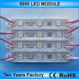 12V 3 Chip водонепроницаемый SMD 5050 светодиодный индикатор модуля