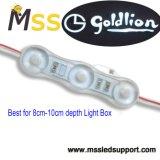 À prova de alumínio 1,5 W 12V módulo LED SMD