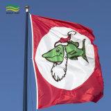 Bandera La bandera de la publicidad personalizada con 160 gramos de poliéster hilado (A)
