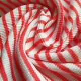 Veste Costela de tecido tricotado Jersey T Fabric topo tecido Vestuário tecido Kidswear Garment