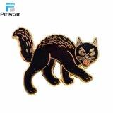別の様式猫の整形金属のカスタム堅いエナメルPin