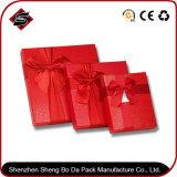 Verpakkende Doos van de Gift van het Karton van de Douane van de fabriek de In het groot Gepersonaliseerde voor Buitensporige Chocolade