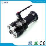 Carregamento multifunções USB Brilho da luz portátil 10W T6 Lanterna de Elevada Potência