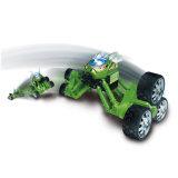 automobile a pile del nuovo giocattolo pazzesco di plastica ricaricabile RC dell'automobile dell'automobile della chiavetta 10022tornado elettrica
