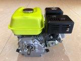Gx160 5.5HPのプーリーが付いている多機能の使用のガソリン機関