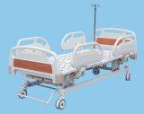 Manual do Hospital de cama com três gira