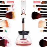 Commerce de gros pinceau de maquillage nettoyeur électrique automatique et le sécheur
