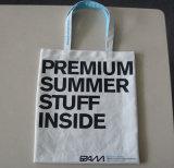 OEM Custom réutilisables de 100 % Sac shopping en toile de coton