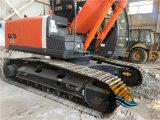 Maquinaria usada de excavadora hidráulica Hitachi ZX200 excavadora de cadenas de venta