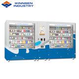 Winnsen 24 Horas Mini-Mart lanches máquina de venda automática de bebidas com grande capacidade