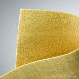 Yuanchen P84 la aguja de filtración de perforado y fieltro bolsa filtrante