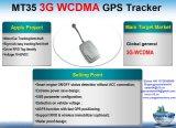 O GSM/GPS 2018 Carro Alarme Suporte a sistemas de segurança superior a 3G WCDMA Tracking Mt35-Ez