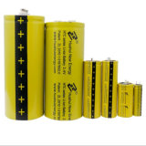 Titanato de litio de alta temperatura NH35120 de la batería 2,4V 7Ah