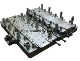 El estator del rotor del motor rotativo de núcleos de laminación de estampación progresivo morir Maker