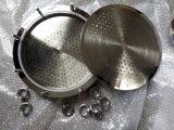 300mm SS316L Micro do alojamento do filtro de membrana de filtração de esclarecimento