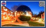 Los grandes esferas de metal
