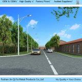 Acero inoxidable de alta calidad poste de luz de la calle
