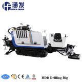 Máquina de perfuração direcional Horizontal HDD Foundation Máquina de empilhamento