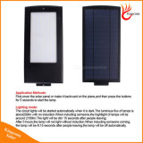 屋外の機密保護108極度明るさの2000の内腔の太陽ランプの太陽庭の街灯LED