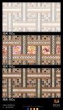 De digitale Tegels van de Muur van de Badkamers & van de Keuken Ceramische (25400007)