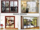Части алюминиевого окна и двери