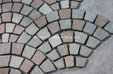 Кубик камня порфиры Китая с сетью