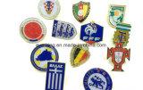 Preiswerte kundenspezifische Fußball-Verein-Revers-Stifte für Andenken