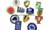 Cheap Custom Football Club Pins pour Souvenir