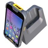 Ruwe IP68 Industriële Handbediende Terminal Smartphone met de Opslag van de Gegevens van de Scanner van de Code van Qr van de 1d/2D- Streepjescode