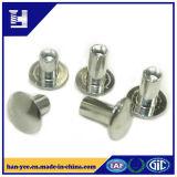 Rivets creux en aluminium d'embrayage d'extrémité d'aperçus gratuits