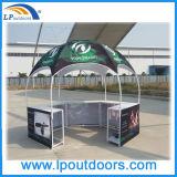 Dia 3m昇進のための六角形展覧会の立場のカウンターのテント
